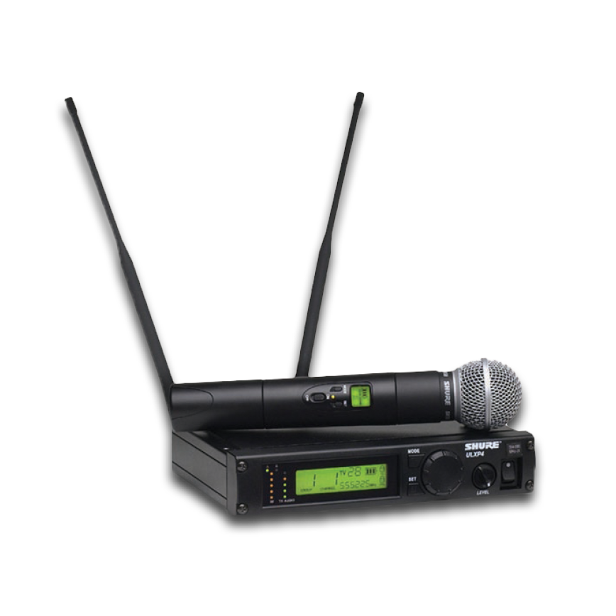 RADIO HANDHELD MICROPHONES