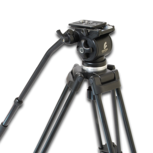 FLUID HEAD CAMERA TRIPODS