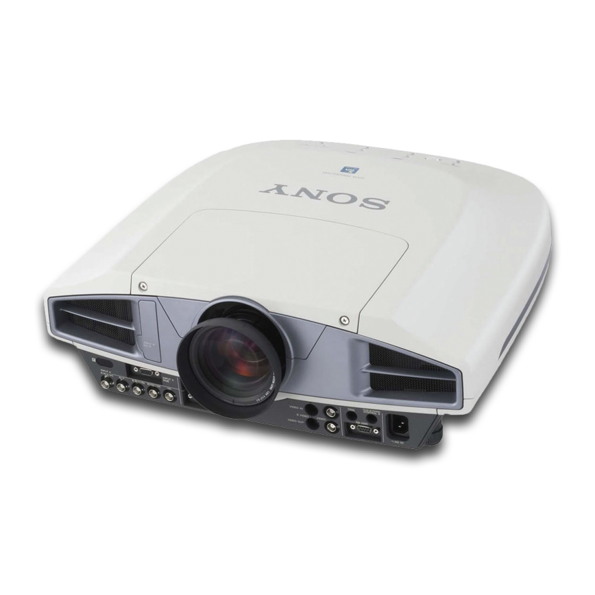 SONY VPL-FX52 DATA PROJECTORS
