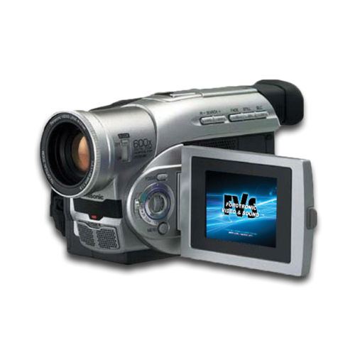 PANASONIC DIGITAL VIDEO CAMERAS