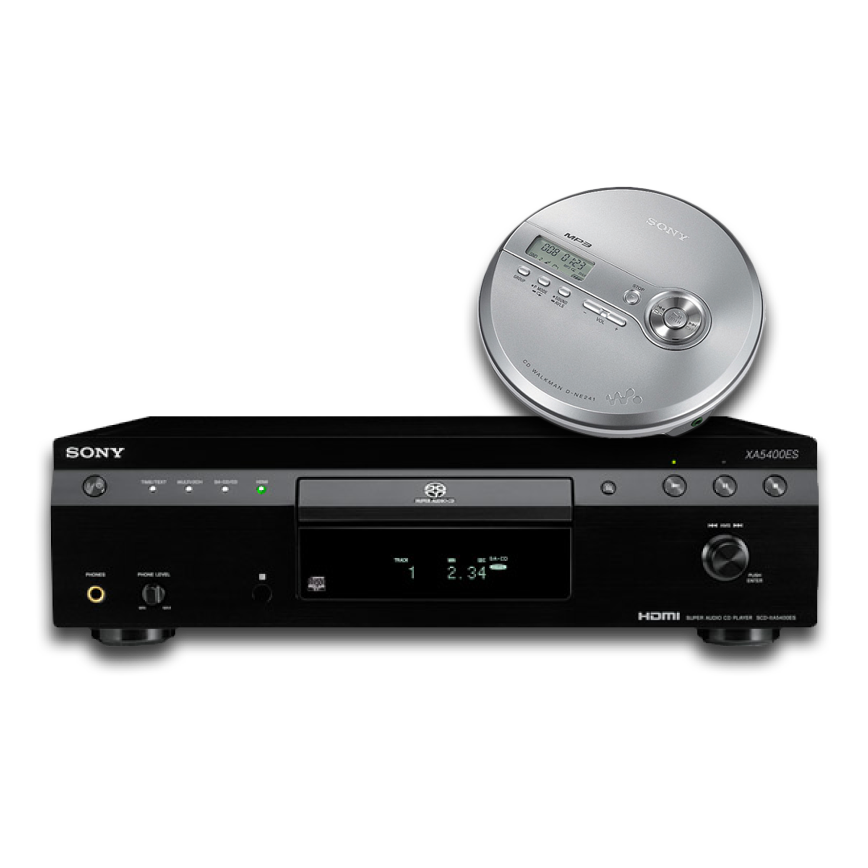 CD PLAYERS & PORTABLE CD PLAYERS