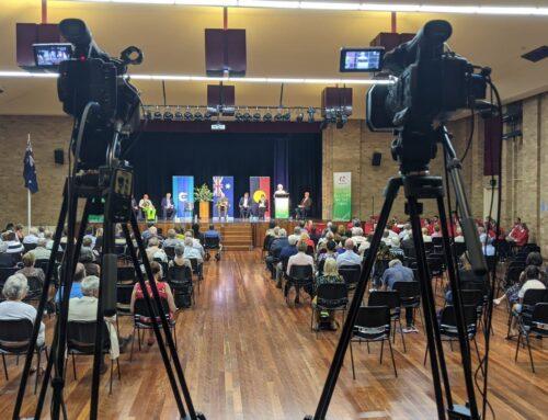 Singleton Australia Day Proceedings